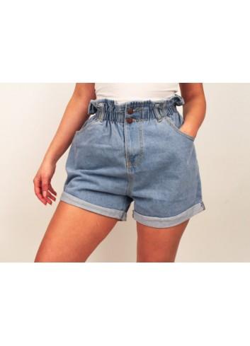 Pantaloni scurti denim